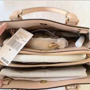 Michael Kors Bags - NWT authentic MK camille medium satchel ballet